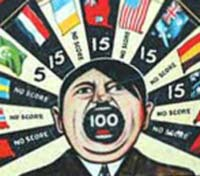Image for A Brief History of Satirical Wartime Board Games