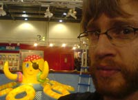 Image for Undercover at the London Toy Fair