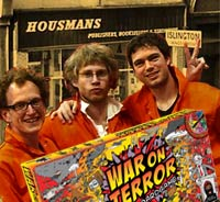 Image for War on Terror Game Session at Housmans Bookshop, London