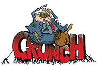 Image for The Crunch is upon us!