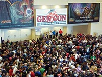 Image for Our largest convention yet: GenCon in Indianapolis