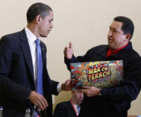 Image for At Last, the Perfect Opportunity to send Hugo Chavez a Game
