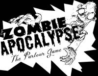 Image for Print and Play: Zombie Apocalypse, the parlour game