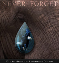 "Image for Our present to you today: the ""Never Forget"" calendar from TBG"