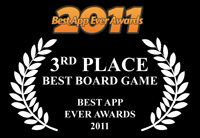 Image for War on Terror voted 3rd best board game app of 2011!