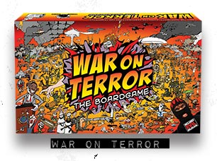 War on Terror, the boardgame