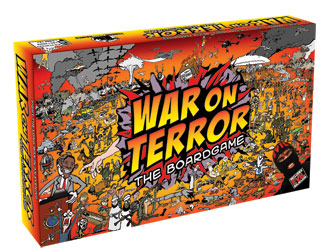 War on Terror, the boardgame (Ed. 2) image