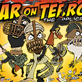War on Terror, the application - game logo